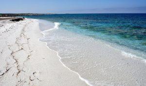 Sinis - spiaggia di mari ermi